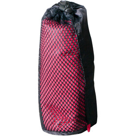 Basic Nature Cotton Sleeping Bag Liner Mummy Shape, bordeaux